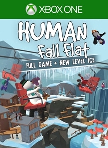 Human: Fall Flat + Ice Level