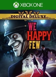 We Happy Few Deluxe Edition