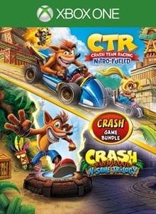 Crash Bandicoot™ Bundle - N. Sane Trilogy + CTR Nitro-Fueled