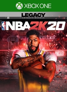 NBA 2K20 Legacy Loyalty Bundle