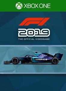 F1® 2019: Car Livery 'KOMPASS - Speed'
