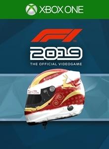 F1® 2019: Helmet 'Holiday Special'