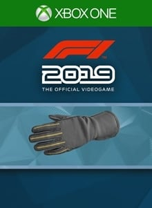 F1® 2019: Gloves 'Double Grey'