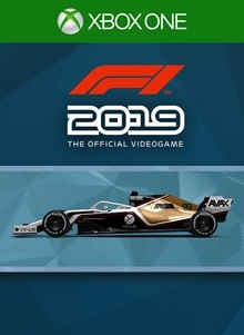 F1® 2019: Car Livery 'A11 - Plated'