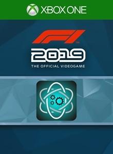 F1® 2019: Badge 'Geared Genes'