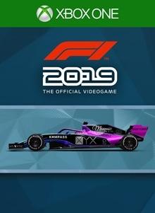 F1® 2019: Car Livery 'XXY - Ident'