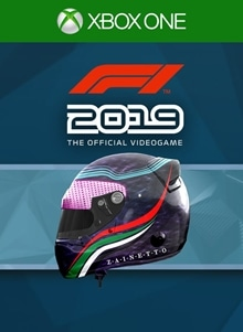 F1® 2019: Helmet 'Abu Dhabi Grand Prix'