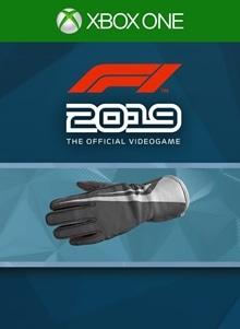 F1® 2019: Gloves 'Maroon Vroom'