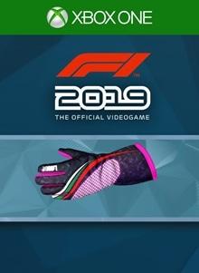 F1® 2019: Gloves 'Abu Dhabi Grand Prix'