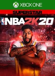 NBA 2K20 Superstar Loyalty Bundle