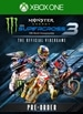 Monster Energy Supercross 3 - Pre-order