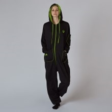 Xbox Hooded Union Suit - Green - SM