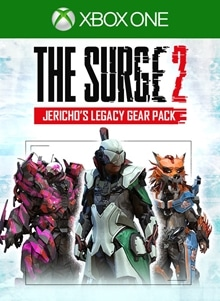 The Surge 2 - Jericho's Legacy Gear Pack