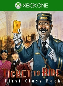 Ticket to Ride - Pack Première Classe