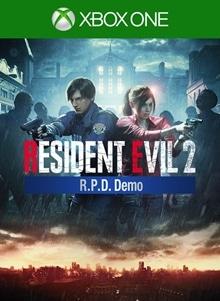 RESIDENT EVIL 2 R.P.D. Demo
