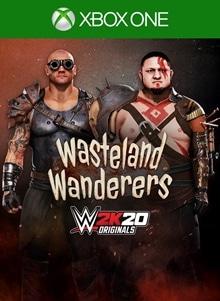 WWE 2K20 Originals: Wasteland Wanderers