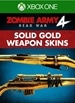 Zombie Army 4: Solid Gold Weapon Skins