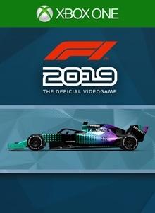 F1® 2019: Car Livery 'KOMPASS - Dot'