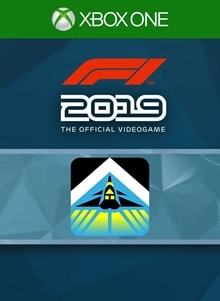 F1® 2019: Badge 'Metal Bird'