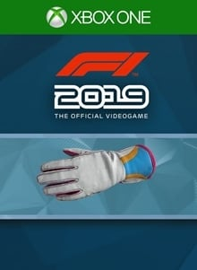F1® 2019: Gloves 'Turbo Blue'