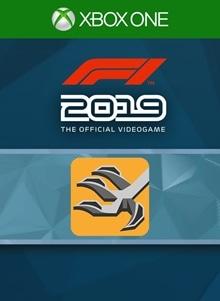 F1® 2019: Badge 'Stomp'
