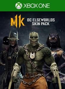 DC Elseworlds Skin Pack