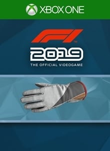 F1® 2019: Gloves 'Mountain Range'