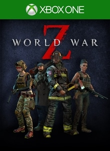 World War Z – The Professionals Pack