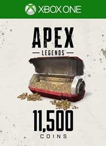 Apex Legends™ – 10,000 (+1500 Bonus) Apex Coins