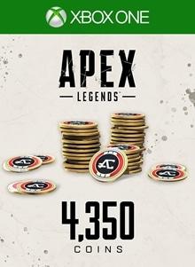 Apex Legends™ – 4,000 (+350 Bonus) Apex Coins