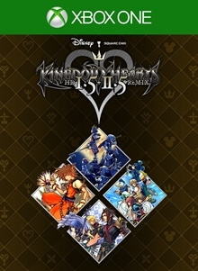 KINGDOM HEARTS - HD 1.5+2.5 ReMIX -
