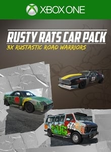 Rusty Rats Car Pack