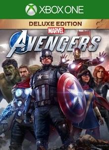Marvel's Avenger's: Deluxe Edition