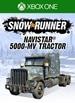 SnowRunner - Navistar 5000 MV Tractor