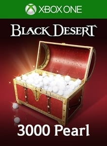 Black Desert - 3,000 Pearls