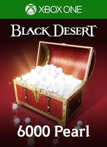 Black Desert - 6,000 Pearls