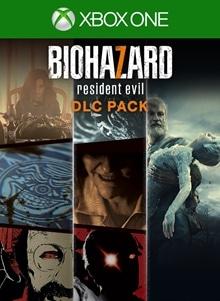 BIOHAZARD 7 resident evil DLCパック 通常Ver.