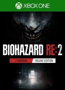 BIOHAZARD RE:2 Z Version デラックスエディション