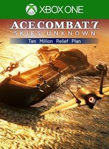 ACE COMBAT™ 7: SKIES UNKNOWN – Ten Million Relief Plan