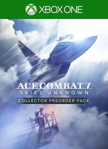 ACE COMBAT™ 7: SKIES UNKNOWN - Collector Pre-Order Pack