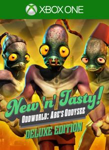 Oddworld: New 'n' Tasty - Deluxe Edition