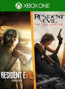 Resident Evil Game+Movie Deal - Standard Edition