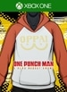 """ONE PUNCH MAN: A HERO NOBODY KNOWS """"OPPAI"""" Hoodie"""