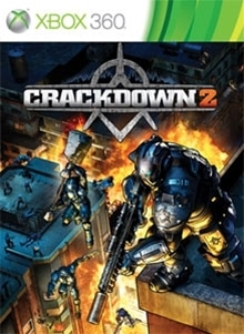 UPDATE: Crackdown 2 is Now Backward Compatible, and Free for