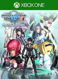 PHANTASY STAR ONLINE 2 -Ragol Edition-