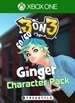 3on3 FreeStyle - Ginger Character Pack