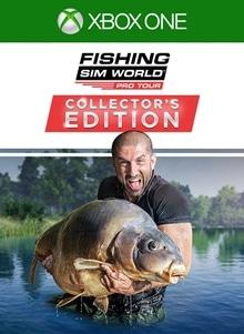 Fishing Sim World Pro Tour Tournament Bass Pack On Xbox One