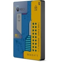 Seagate Game Drive For Xbox: CyberPunk Special Edition
