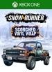 SnowRunner – Scorched Vinyl Wrap