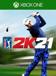 PGA TOUR 2K21 Pre-Order